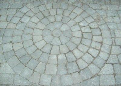 Circular Paver Design