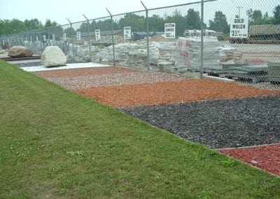 Mulch Displays