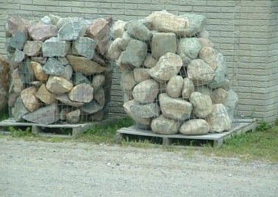Palletized Field Stone