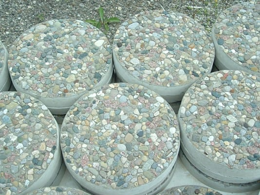 Granite Stepping Stones : Stepping stone briggs landscape supply
