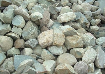 Split Field Stone